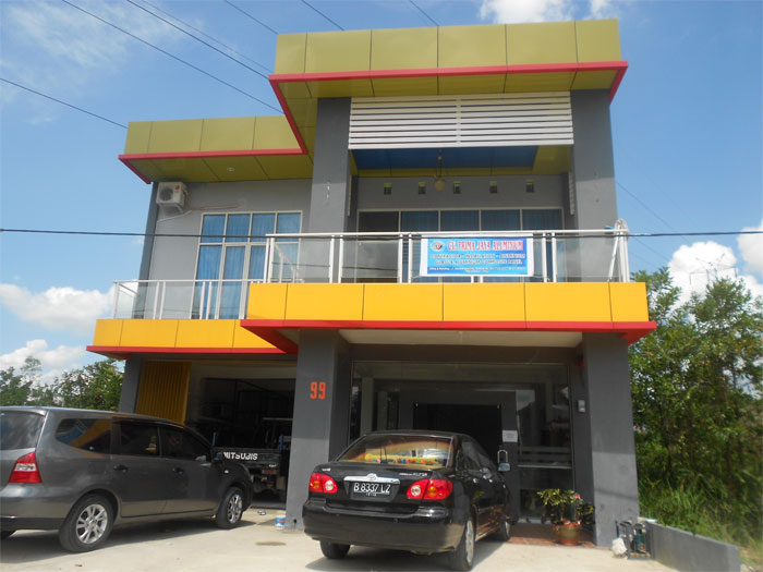 Kantor / Workshop : CV. Prima Jaya Aluminium